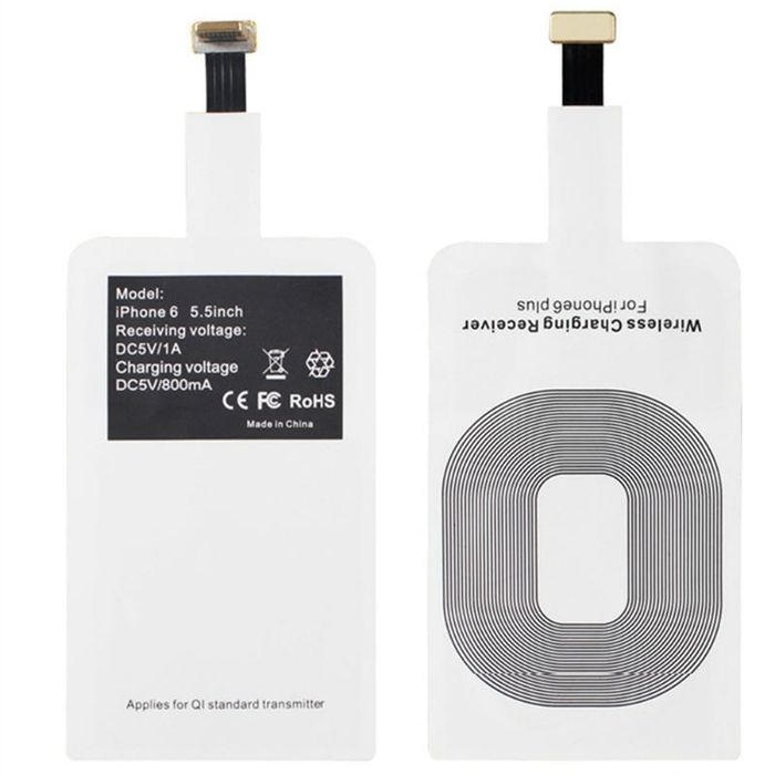 IPhone 5 5 c 5 s 6 6 s And 7 Wireless Charging Receiver Qi Coil